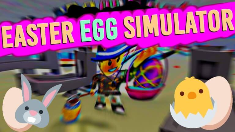 Прятки за яйца — Easter Egg Simulator